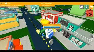 playing city Architect roblox