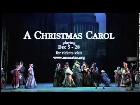 A Christmas Carol 2014 Trailer - McCarter Theatre