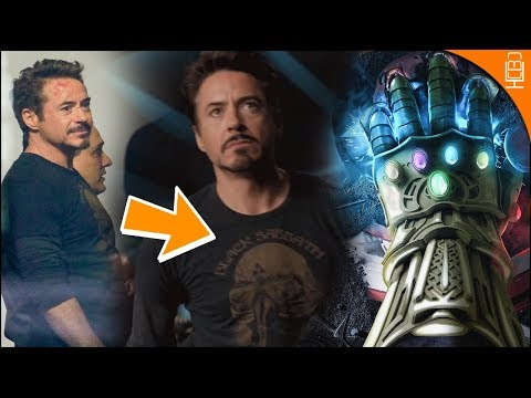 Tony Stark Will Time Travel back to The Avengers in Avengers 4