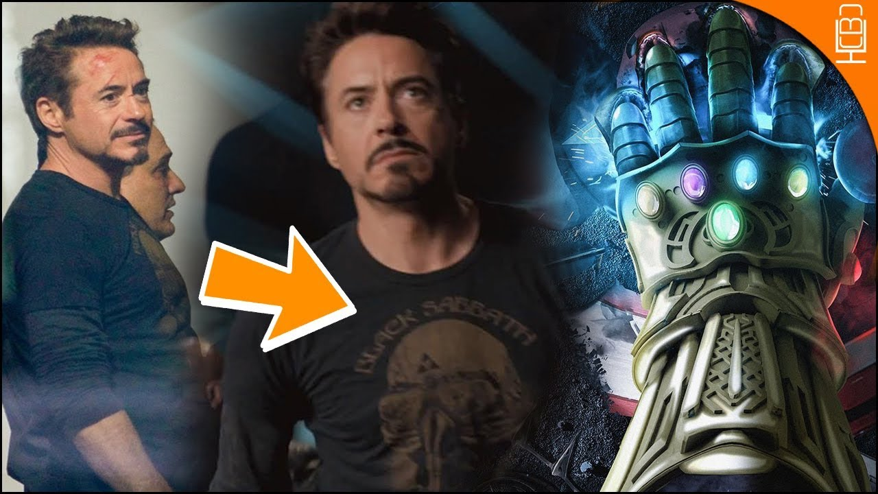 Tony Stark Will Time Travel Back To The Avengers In