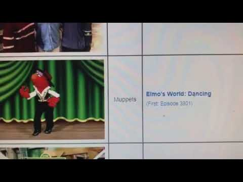 Elmo's World: Dancing in Episode 3802 on Muppet Wiki - YouTube