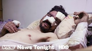 How A Family In Eastern Ghouta Was Torn Apart By The Airstrikes (HBO)