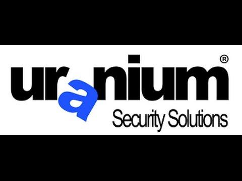 Uranium, güvenlik arayüzünü tanıttı