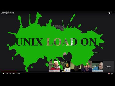 Unix Load On - RELEASE 17080