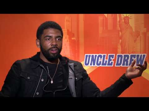 Kyrie Irving on J.R. Smith Finals Mistake and UNCLE DREW film,