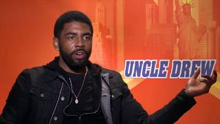 Kyrie Irving on J.R. Smith Finals Mistake and UNCLE DREW film