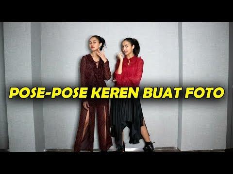 Cara Pose Foto Keren Dari Model Top Dunia (ft TWNS)