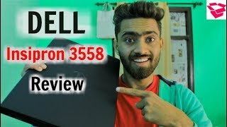 Dell inspiron 3558 review in hindi Best laptop under 30000 in india 2018