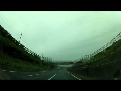 Nagoya to Osaka Japan by Car in 12 Minutes