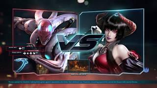 Tekken 7: DLC Character Eliza and Yoshimitsu