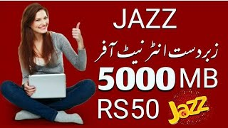 Jazz 5000 MB IN RS 50