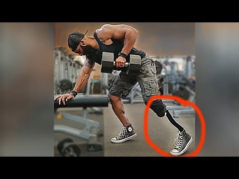 This MARINE shows INCREDIBLE WILLPOWER 😬 Jose Luis Sanchez CrossFit Training