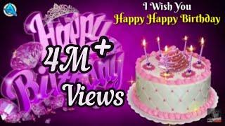 "Saal Bhar me sabse pyara hota hai ek din//""Happy Birthaday""🎂 Status||New 2018 whatsapp status video"