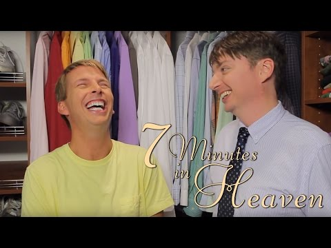 Jack McBrayer  7 Minutes in Heaven