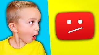 Ютуб БЛОКИРУЕТ Детские каналы! Vlad CrazyShow забанили
