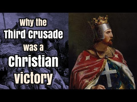 Why the Third Crusade was a Christian Success