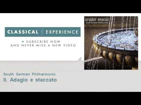 Georg Friedrich Händel : II. Adagio e staccato