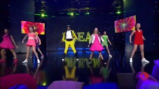 dance moms the girls say goodbye the girls and todrick preform freaks like me s6e20