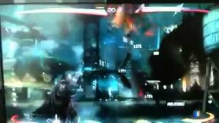 Injustice: Ares Rising Sword Block Advantage