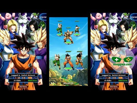 Evolution Z (Dragon Ball) (Android APK) - Role Playing Gameplay Chapter 1-4