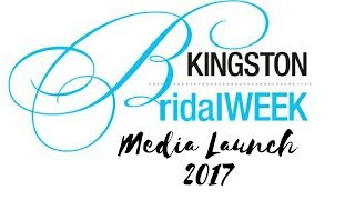 Vlog#15  Kingston Bridal Week Media Launch