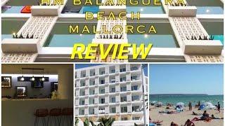 Hotel HM Balanguera Beach  Playa de Palma  Mallorca Spain Europe
