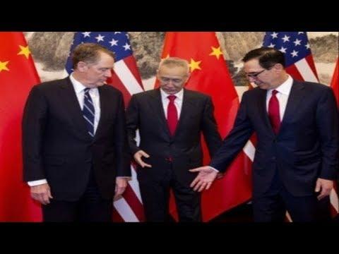 美国财长:中美贸易谈判获重大进展 达成协议可能性很大