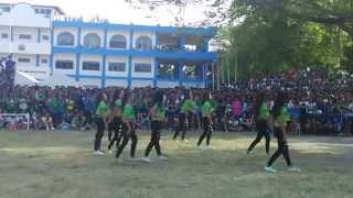 NORSU P.E FUN DAY 2015 All Girls Modern Dance Champion
