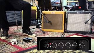 The Basement - Limited Edition Tweed Blues Junior vs. Blues Junior III Comparison