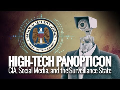 Image result for High-Tech Panopticon