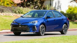 Toyota Corolla 2018 Car Review