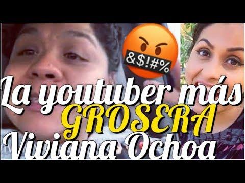 Viviana Ochoa La Youtuber m�s Gr0sera / OMG IsabelVlogs Como fue al Evento