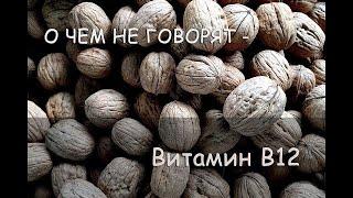 Про ЩО НЕ ГОВОРЯТЬ – Вітамін B12, Брак Б12, Бактерії B12. У печінці вітамін B12 зберігається 3 роки!