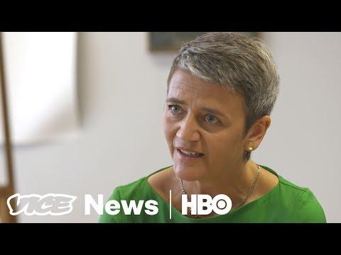 The Woman Behind Google's $2.7 Billion Fine (HBO)