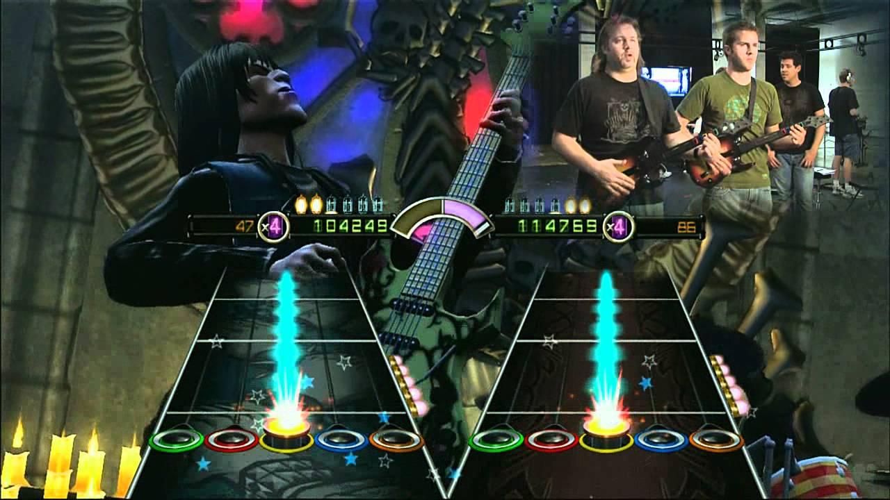 Guitar Hero World Tour Xbox 360 Gameplay Expert Session Youtube