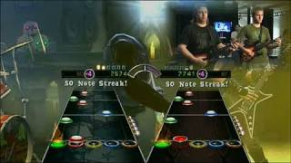 Guitar Hero World Tour Xbox 360 Gameplay - Expert Session: