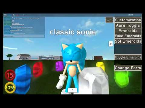 Ground Glitch: Crossover Sonic 3D RPG V3 (for Game Developers)