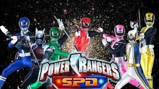 Power Rangers S.P.D. - Sigla + Link Episodi
