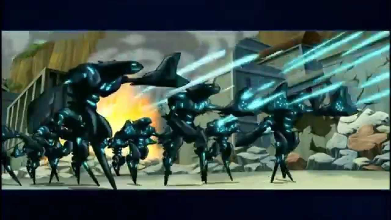Ultimate Avengers 2: Rise of the Panther (2006) - Trailer ...