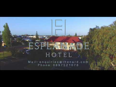 Esplanade Hotel Standard Room Promotional Video // Chad Cowan