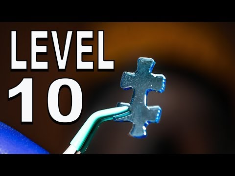 Solving The HARDEST JIGSAW PUZZLE!! - LEVEL 10!