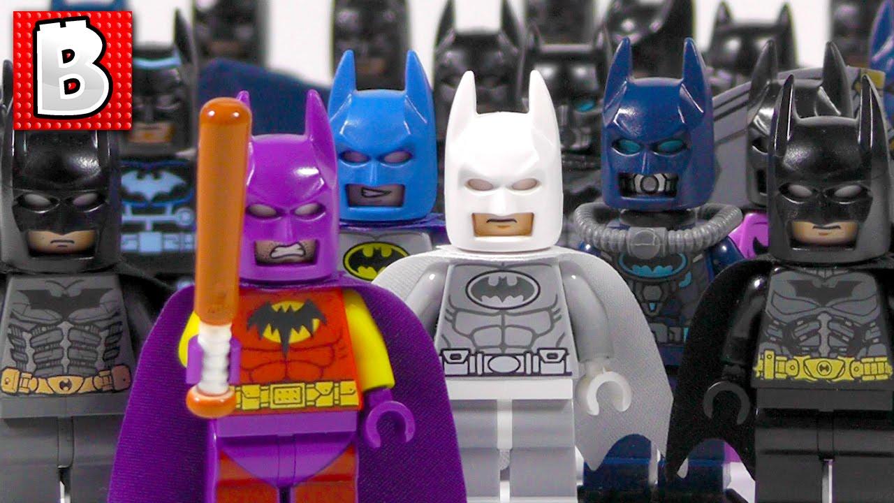 Lego 70907 Batman Movie Batman Dark Knight Minifigure Minifig Rare Retired