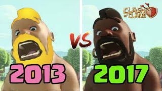 8 Troops That Were Completely Changed Since They Were Released | Clash of Clans