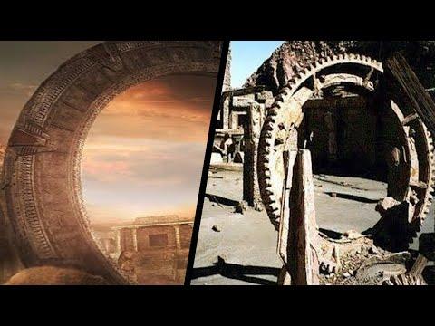 Unglaublichste Portale, die in eine andere Dimension führen - Auf dem ganzen Planeten entdeckt!