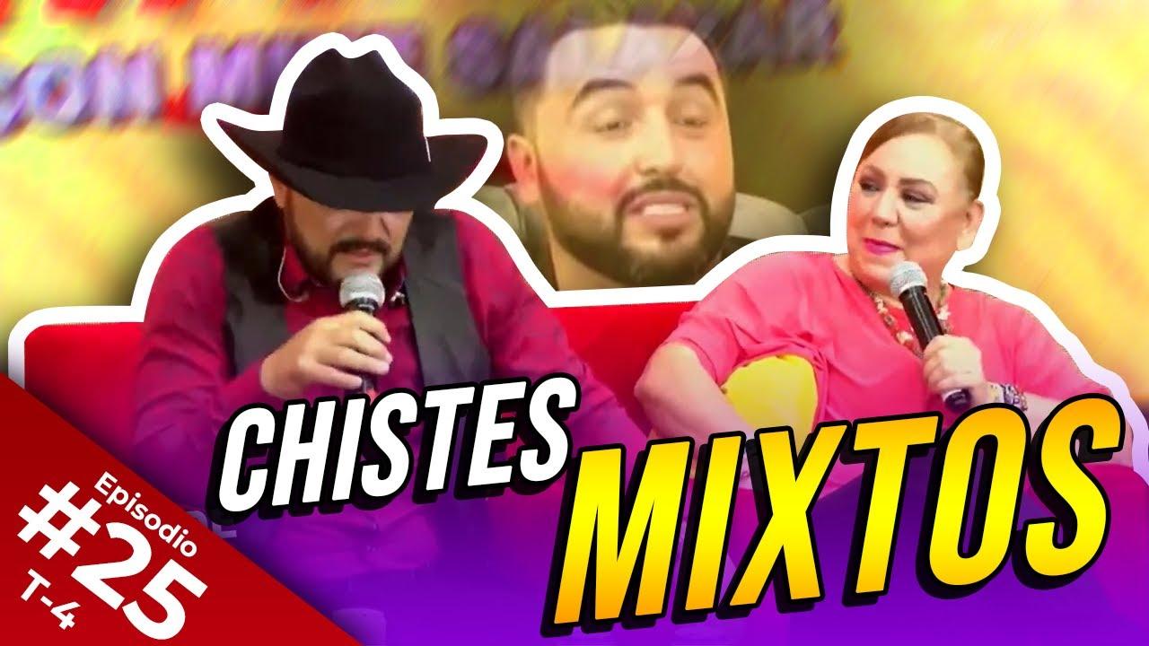 Chistes con Marisol Vázquez y Los Reyes del Camino en Zona de Desmadre con Mike Salazar (Ep.#25 T-4)