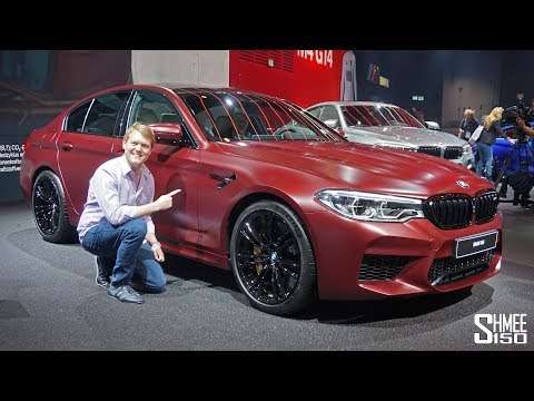 HEAVYWEIGHT BATTLE: BMW M5, Audi RS4 Avant OR Mercedes AMG S63?