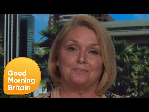 Samantha Geimer: 'Why I Forgave Roman Polanski' | Good Morning Britain