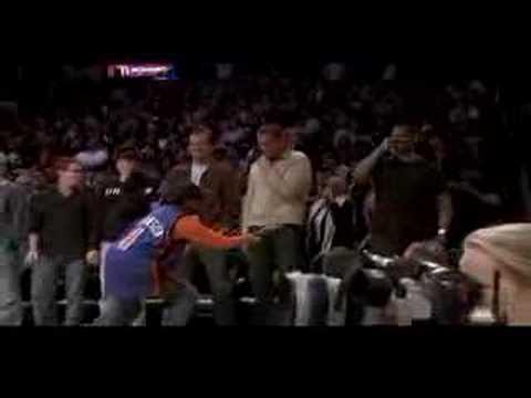 Eddy Curry Game-Winning Alleyoop Dunk From Jamal Crawford