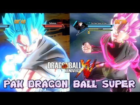 Descarga Pak Mod Dragon Ball Super Para Dragon Ball Xenoverse Por  MEGA