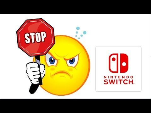 DO NOT Set Your Nintendo Switch To FULL RGB!